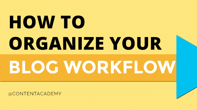 organize-blog-workflow