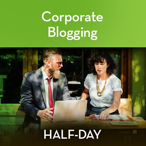 Corporate Blogging Workshop