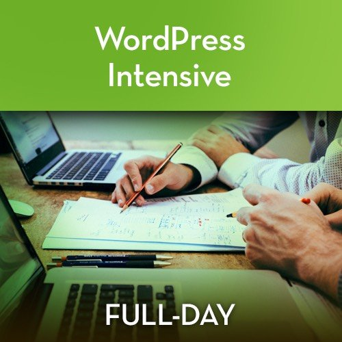 WordPress Intensive