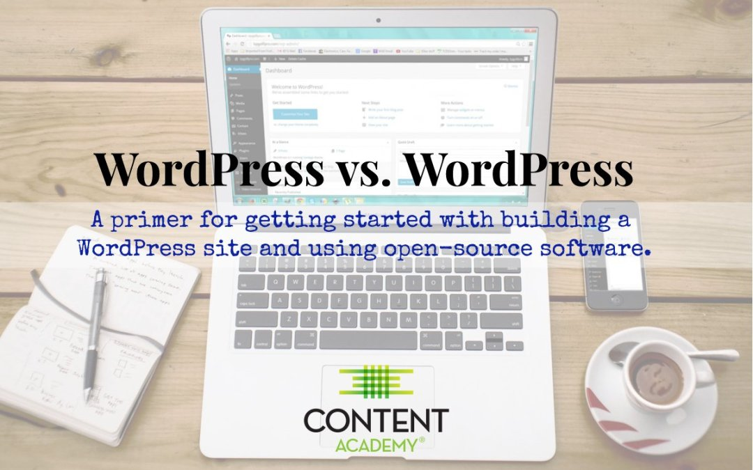 WordPress vs WordPress