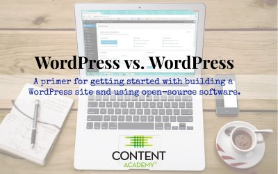 WordPress vs WordPress