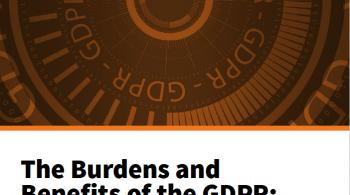 GDPR Benefits Burdens