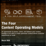 Operating Models of Content