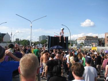 Fuck Parade in Berlin 2009