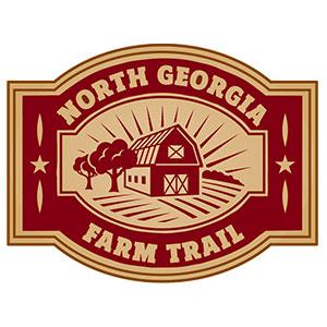 North Georgia Farm Trail logo