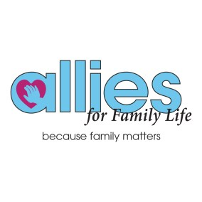 Allies for family life logo