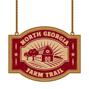 North Georgia Farm Trail logo
