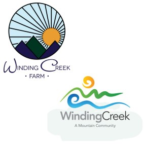 winding Creek farm alternate logos
