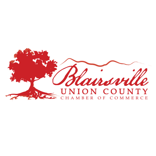 Blairsville-Union County Chamber of Commerce logo