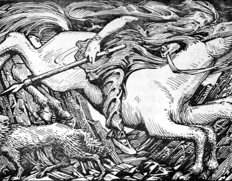 cultural-archetype Odin