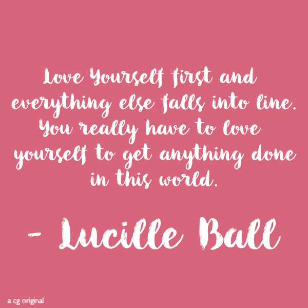Contented Gypsy | Lucille Ball Quote