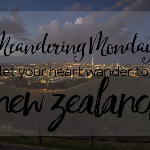 Contented Gypsy | Meandering Mondays: New Zealand (Auckland)