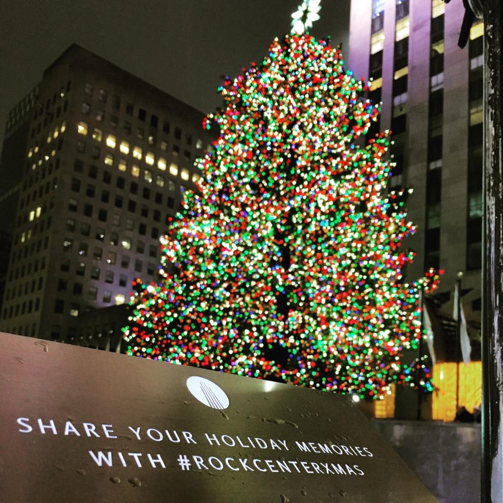Contented Gypsy | Rockefeller Christmas Treea