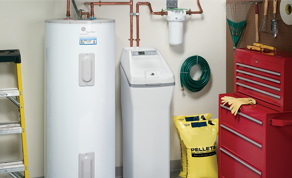 How Water Softeners Work The Home Depot