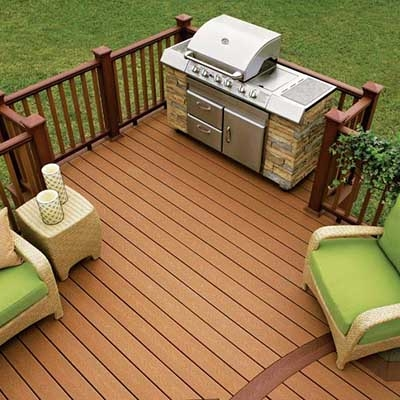 How To Restore A Deck The Home Depot | Outdoor Wood Steps Home Depot | Treated Wood | Handrail | Spiral Staircase | Staircase | Concrete Steps