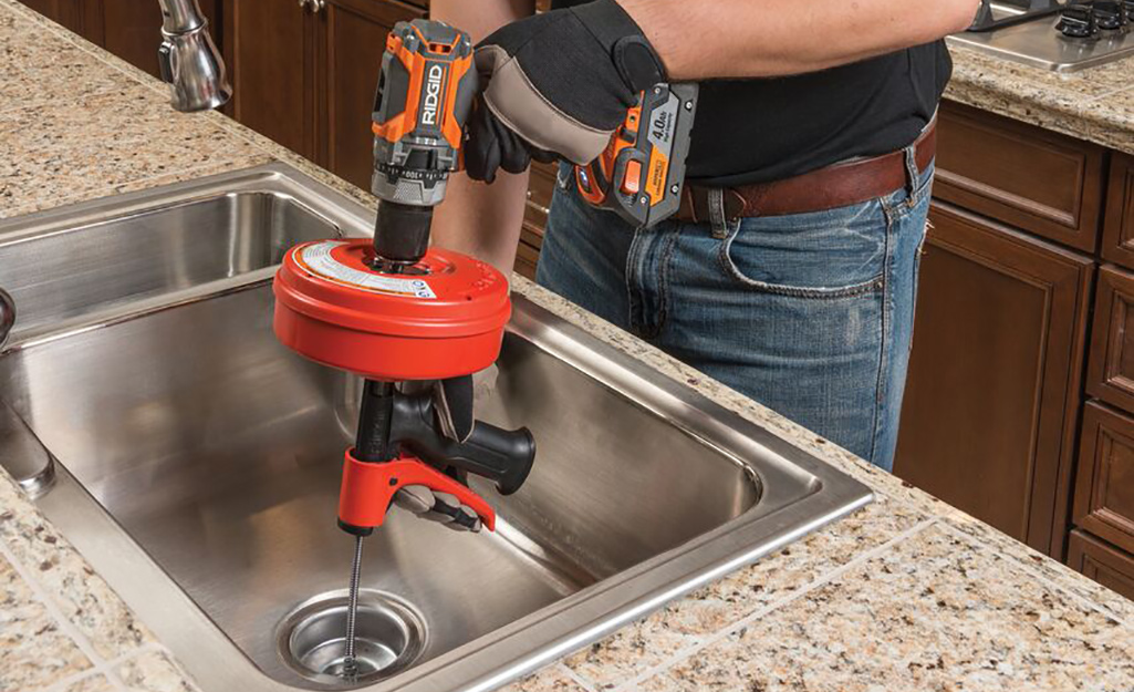 How To Unclog A Kitchen Sink The Home Depot