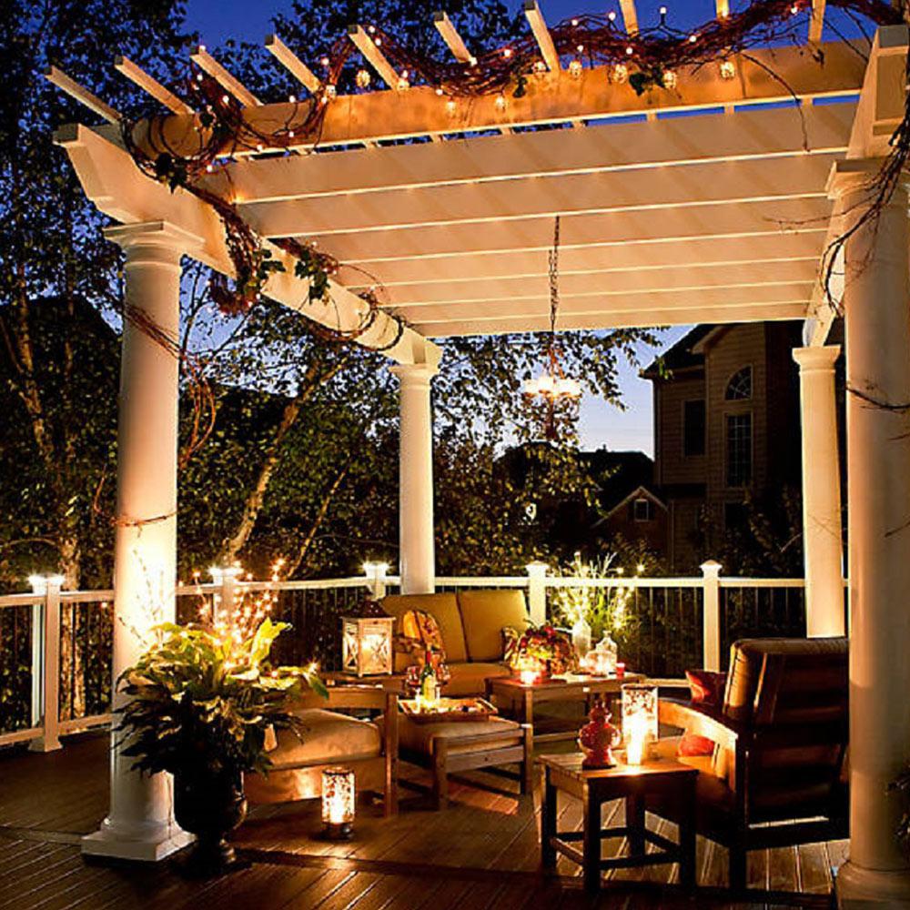 deck lighting outdoor lighting the