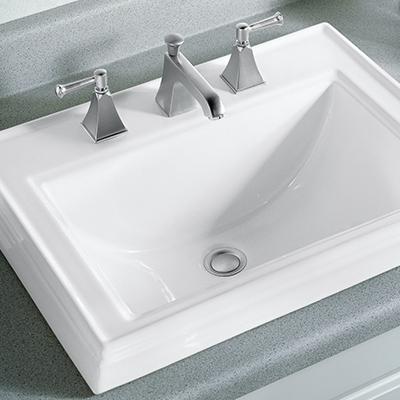Shop Bathroom Sinks Drop In Sinks