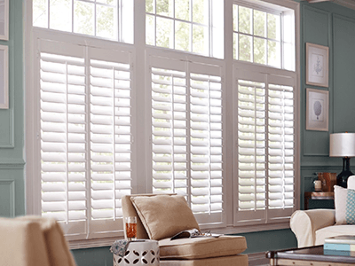Window Treatments at The Home Depot Shutters