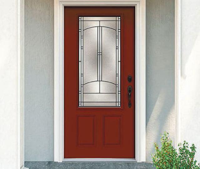 Choose Your Door Material Steel
