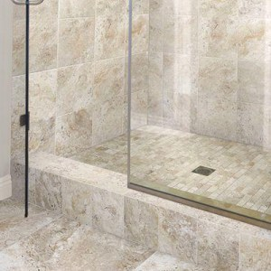 Bathroom Tile Stone Look