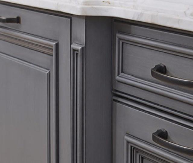 Oversized Appliance Pulls  C B Black Cabinet Hardware