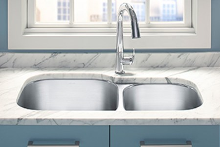 Kitchen Sinks at The Home Depot Undermount