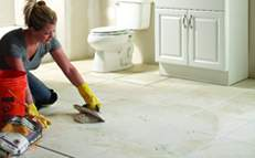 How to Remove Floor Tiles at The Home Depot How to Install Ceramic and Porcelain Floor Tile