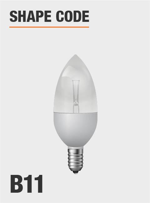 B10 Light Bulb Led