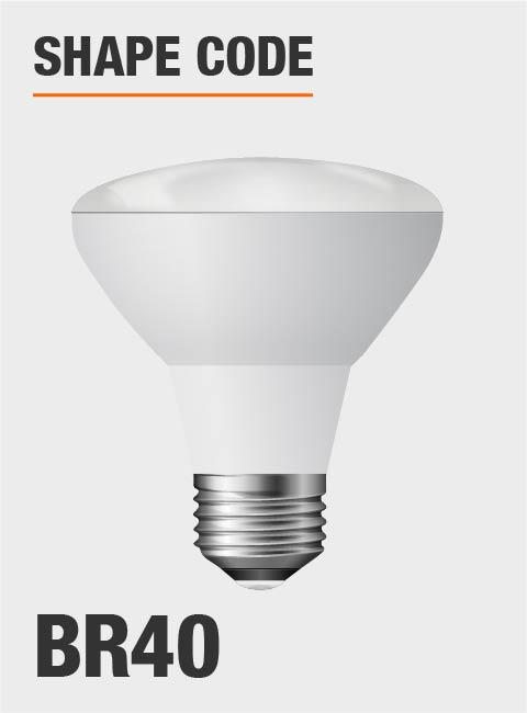 Recessed Light Bulb Options