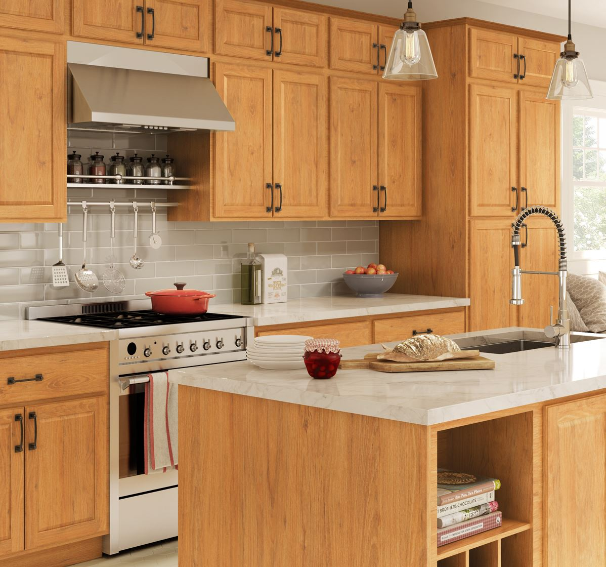 Painting Or Staining Oak Cabinetry Toyota Tundra Forum