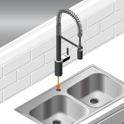 Kitchen Faucets The Home Depot