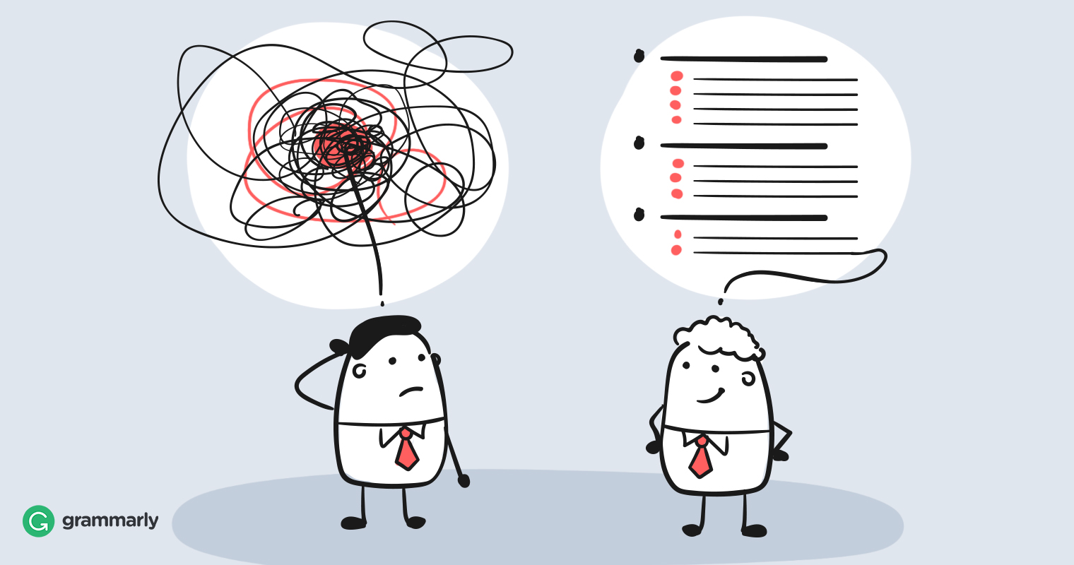 How To Write An Outline 4 Ways To Organize Your Thoughts