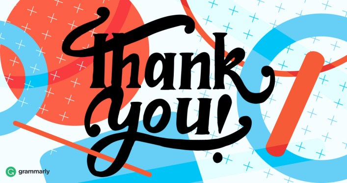 11 Unique Ways to Say 'Thank You' in an Email | Grammarly
