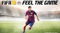 Messi segue como garoto-propaganda do Fifa
