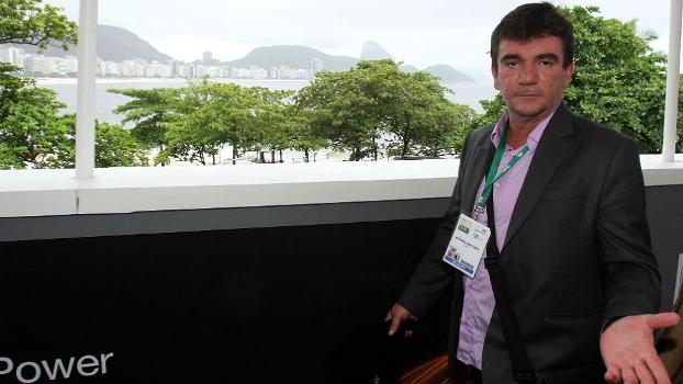 Descontente com a demissão de Mano Menezes, Andrés Sanchez deve definir a sua saída da CBF