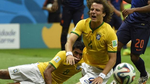 Brasil 2014 - Brasil dá outro vexame e fica sem medalha em casa (1/3)