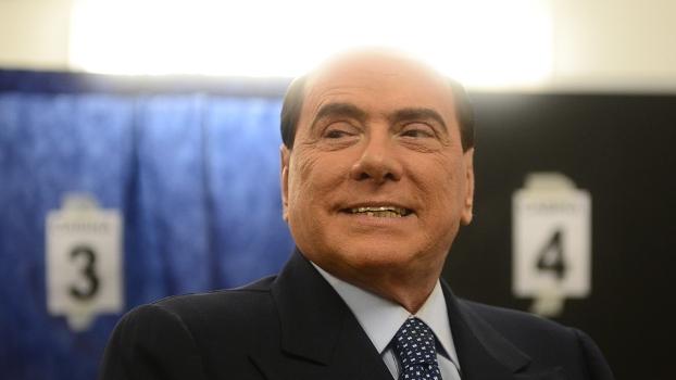 Milan, de Silvio Berlusconi (condenado ontem a 7 anos de prisão, foi um dos times visitados nesta terça