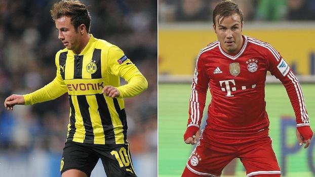 Herói alemão na Copa reencontrará o ex-time pela quinta vez neste sábado