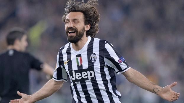 Agora, Pirlo tem vínculo com o o clube até 30 de junho de 2016