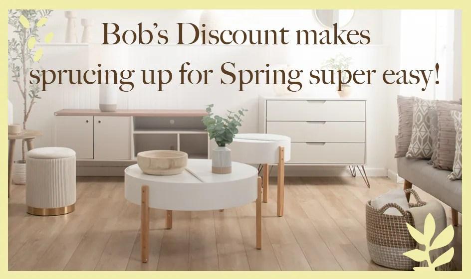 outdoor furniture bob s discount