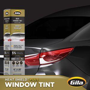Gila 5 Black Ultrashield Window Tint