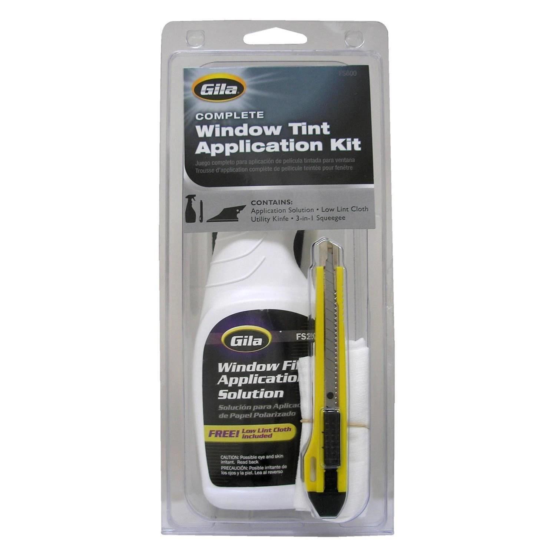 Gila Professional Window Tint Tool Kit Autozone