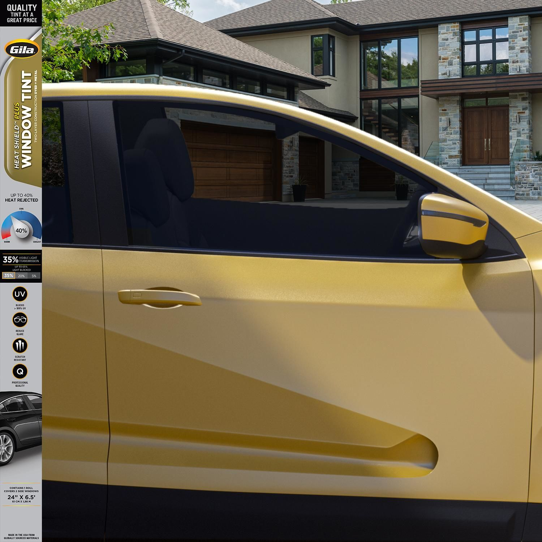 Gila 35 Smoke Ultrashield Window Tint