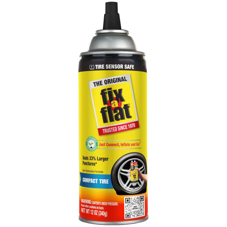 Fix A Flat Tire Inflator 12oz