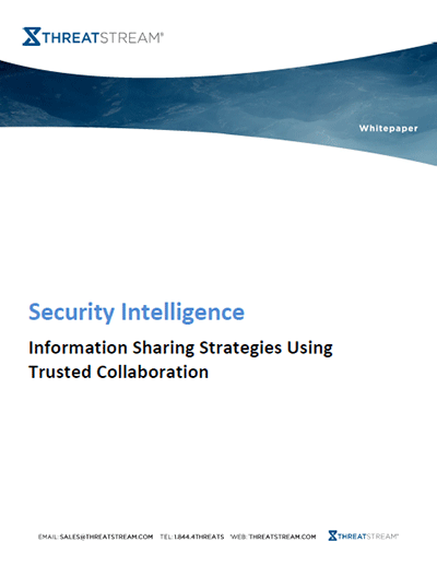 Information Sharing Strategies Using Trusted Collaboration