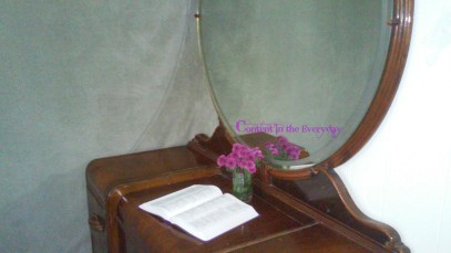 vanity-with-mums-and-open-bible