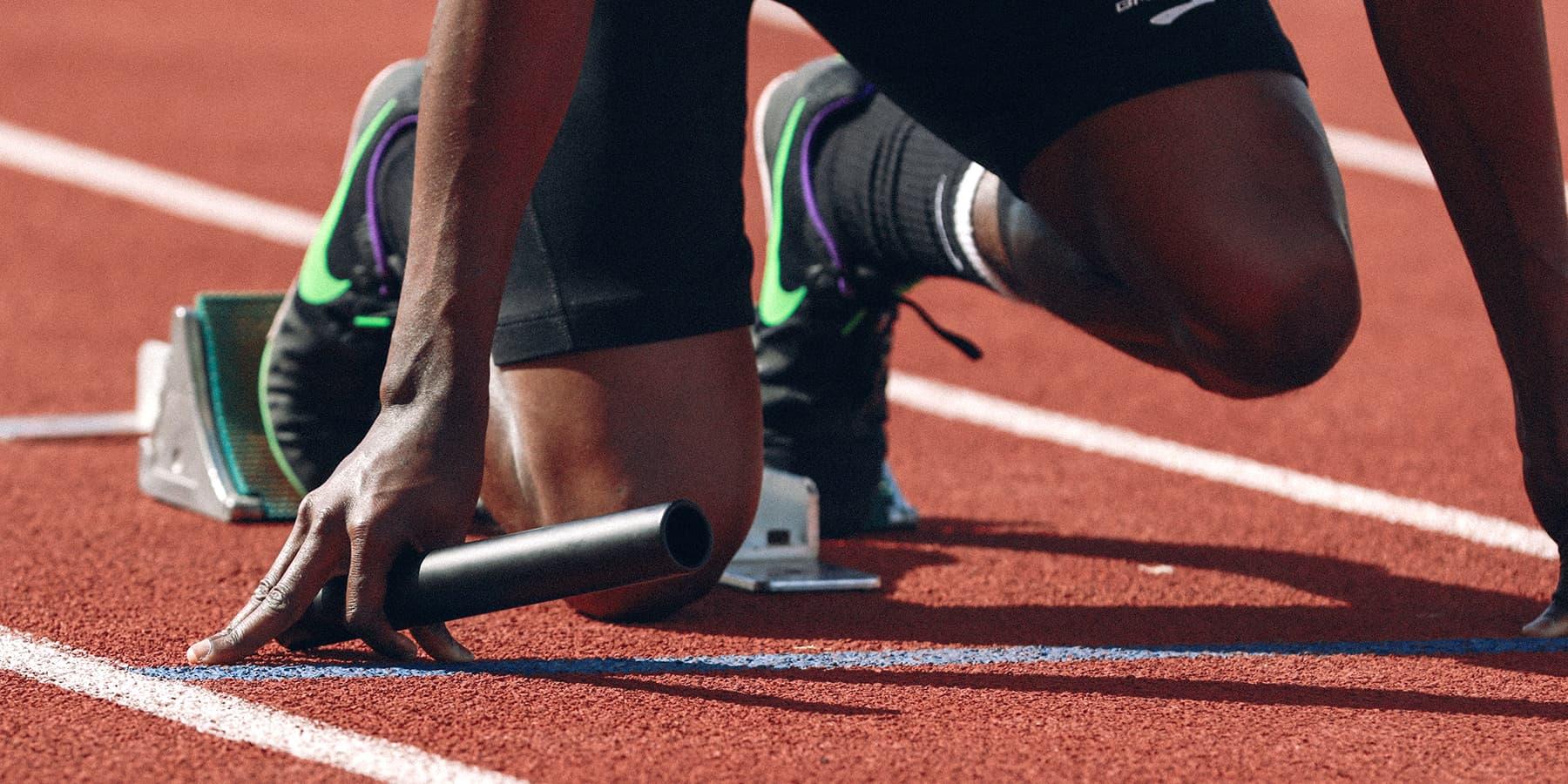 Content Marketing Isn T A Marathon It S A Relay Race