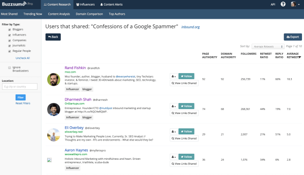 buzzsumo-screenshot-image 2