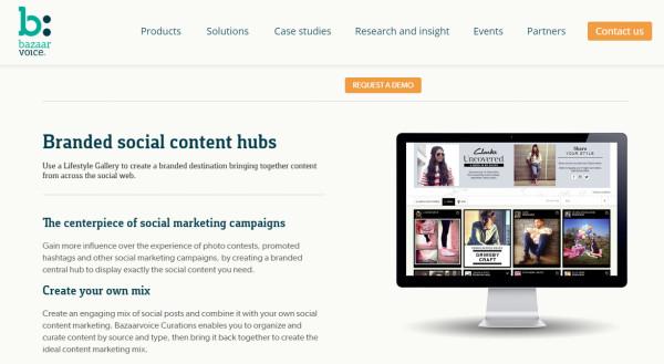bazaarvoice-content-curation-screenshot